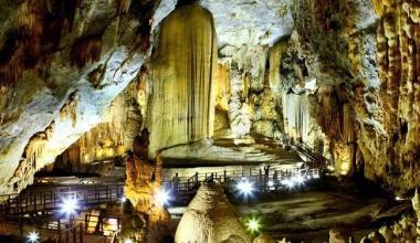 Động Thiên Đường (tour hàng ngày)